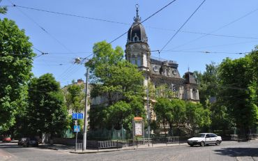 Villa Mrs. Franz, Lviv