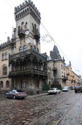 Дом-замок на Чупринки, Львов