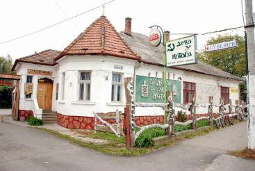 Tavern Museum Detsa in Notaro, Uzhgorod