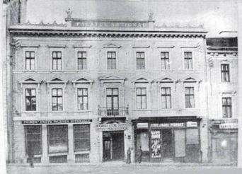 Romanian house Chernivtsi