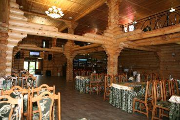 Ресторан Стожари