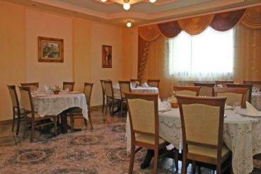 Ресторан колыба Синевир, Косов