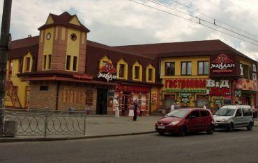 Кафе Майдан, Ровно