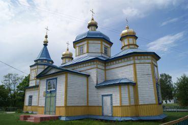 Іванівська церква, Розкопанці