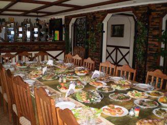 Ресторан Затышок