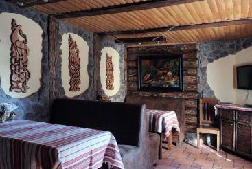 Ресторан София, Великая Омеляна