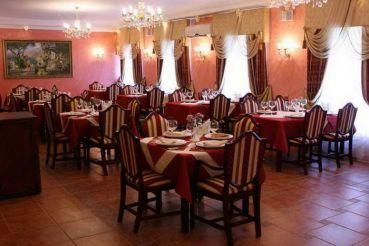 Restaurant Prince`s Yard