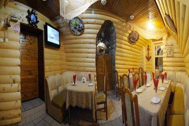 Ресторан Монте Крісто