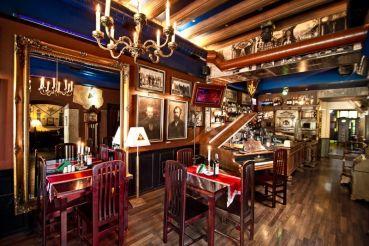 Ресторан Найдорожча ресторація Галичини