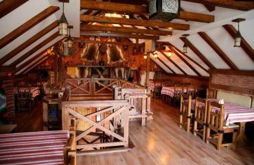 Ресторан Аква-Плюс, Каменная