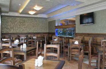 Ресторан Карпатская башня, Мигово