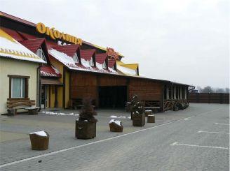 Кафе Околиця, Хотин