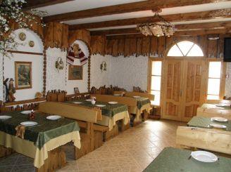Ресторан Гірський узвіз, Вижниця