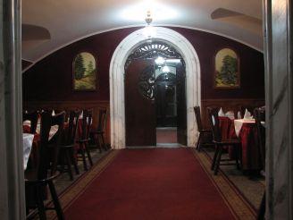 Restaurant Vatra, Chernovtsy