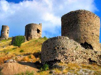 Фортеця Чембало, Балаклава
