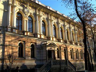 The National Bohdan and Varvara Khanenko Art Museum