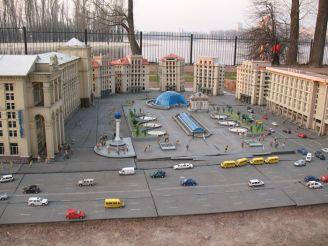 Парк-музей «Киев в миниатюре», Киев