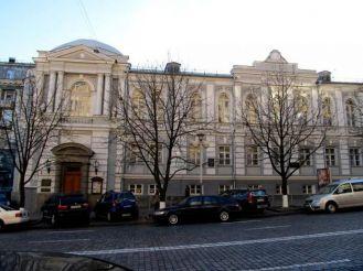 Національний музей літератури України