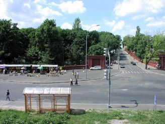 Байкова гора, Киев