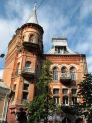 Садиба барона Штейнгеля, Київ