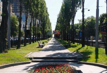 Бульвар Тараса Шевченка, Київ