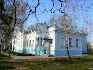 Музей археологии Национального заповедника Глухов
