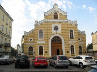 Кирха (Лютеранская церковь)