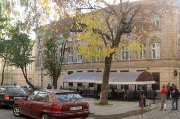 Еврейский квартал, Львов