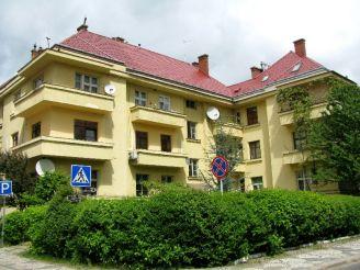 Czech District, Uzhhorod