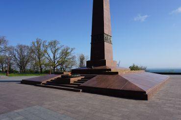 Памятник неизвестному матросу, Одесса