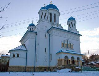 Николаевский кафедральный собор, Черновци