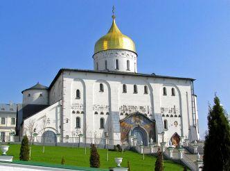 Троицкий собор, Почаев