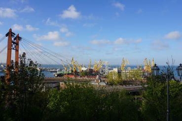 Морской порт, Одесса