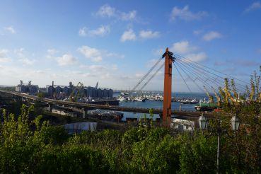 Морський порт, Одеса