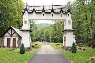 Парк графа Шенборна, Тур'я Пасіка
