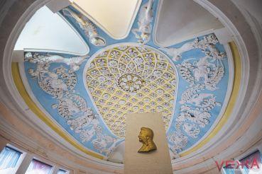 Дворец Грохольских, Вороновица