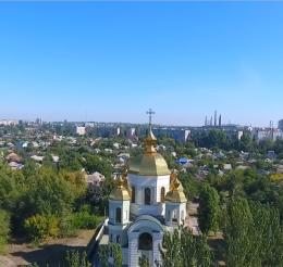 Храм в честь иконы Божьей матери «Умиление» и преподобного Серафима Саровского