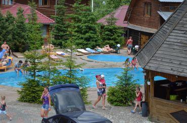 Бюргер Тростян готель у Славську