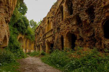 Тараканівський форт, Тараканів