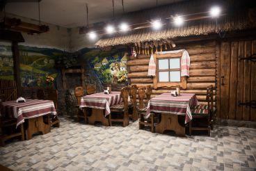 Кафе украинской кухни Чумацкий шлях в Краматорске