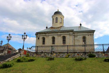 Успенський собор у Крилосі