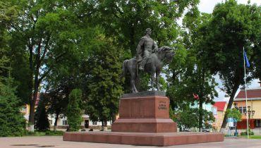 Пам'ятник Данилові Галицькому, Галич