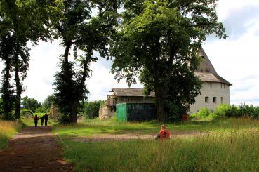 Галицький замок, Галич