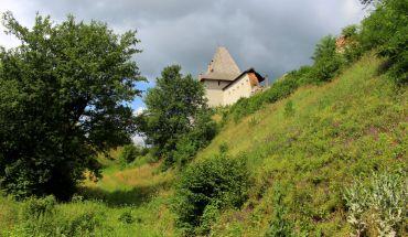 Галицкий замок, Галич