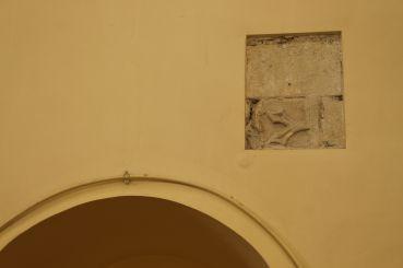 Фундамент Успенського собору, Крилос