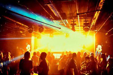 Ночной клуб D.Fleur в центре Киева