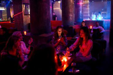 ночной клуб D.Fleur в Киеве сегодня