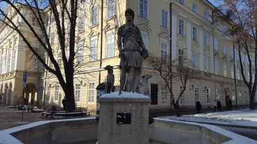 Rynok Square, Lviv