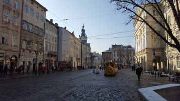 Площа Ринок, Львів