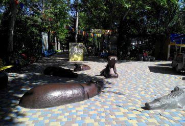 Николаевский зоопарк, Николаев